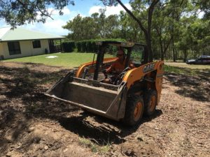 Excavator and Bobcat Services and Hire - Agnes Water & 1770
